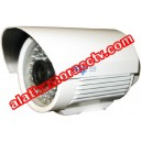 Equipped with high resolution CCD image sensor and 36 IR LED, this outdoor camera possesses satisfactory minimum illumination...